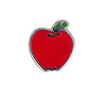 Apple - Enamel Charm